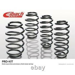 1 Jeu de suspensions, ressorts EIBACH E10-35-016-01-22 Pro-Kit convient à