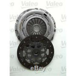 1 Valeo 826744 Kit Embrayage Transmission Manuelle C-Max Focus C-Max Focus II
