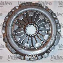 1 Valeo 828146 Kit Embrayage Transmission Manuelle avec Roulement Débrayage