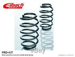 2x Ressorts Profond Abaissement Eibach Kit Pro Arrière pour Ford Focus II St