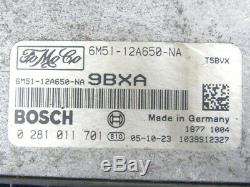 6m51-12a650-na Set Allumage Démarrage Ford Focus 1.6 66kw 5p D 5m (2005) Rica