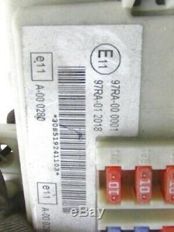 7M51-12A650-APB Set Allumage Démarrage Ford Focus 1.8 85KW 5P D 5M (2007) Ric