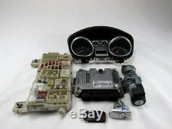 8m51-12a650-le Set Allumage Démarrage Ford Focus 1.6 66kw 5P D 5M (2008) RICA