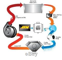 AEM V2 1 Gallon Eau Meth Injection Kit (Wmi) Pour Ford Focus MK2 Modèles Rs