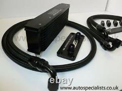 Airtec Télécommandé Huile Refroidisseur Kit ATOILFO2 Pour Ford Focus MK2 Rs