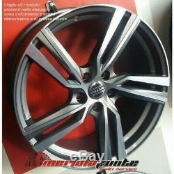 Arcan Kit de Publicité 4 Jantes en Alliage NAD 19 5x108 Ford Focus Rs st Dya Da3