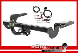 Attelage Col de Cygne pour 13Br C2 Kit Ford Focus Style Wagon 04-11 14080/F A1