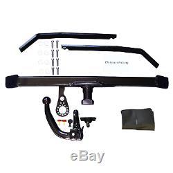 Attelage Ford C-Max 10.03-08.10 Amovible + Faisceau spécifique 7 broches KIT TOP