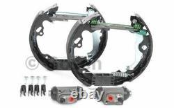 BOSCH Kit de frein Lucas / Girling / TRW pour FORD FOCUS 0 204 114 643
