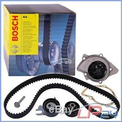 Bosch Kit De Distribution + Pompe Eau Ford Mondeo 4 2.0 Tdci 07