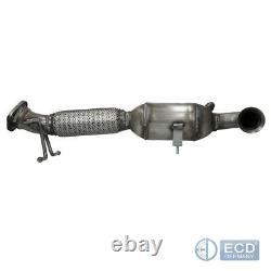 Catalyseur pot catalytique avec kit montage Ford Focus Volvo C30 C70 S40 V50 V70