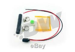 Deatschwerks DW65c 265LPH Compact Essence Pompe & Mitsubishi Evo X Installer Kit