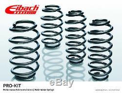 Eibach Ressorts Kit Pro Pour Ford Focus I (Choucas / Dbw / Dfw) 30/30mm