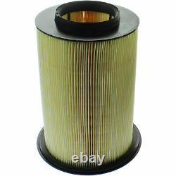 FILTRE DE KIT D'INSPECTION LIQUI MOLY HUILE 5 L 5W-30 pour Volvo V50 MW 1.6 D