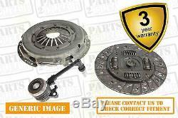 FORD FOCUS Mk III 2.0 TDCi KIT D'EMBRAYAGE 3pc 136 04/11- FWD Hatch UKDB