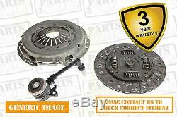 FORD FOCUS Mk II 2.0 TDCi KIT D'EMBRAYAGE 3pc 110 02/08- FWD Hatch IXDA