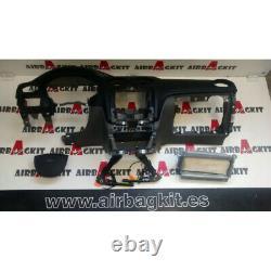 FORD Focus 2 2004-2009 4 Bâtons Kit Airbags Complet Gen Gener. 2004-20