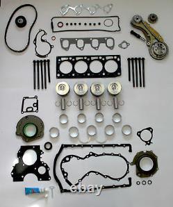 Ford 1.8 TDCI Kit Reconstruction Moteur Avec Humide Ceinture À Chaîne Conversion