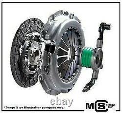 Ford C-Max Et Focus II 1.6 TDCI Kit Embrayage & Cylindre Récepteur QKT286AF /