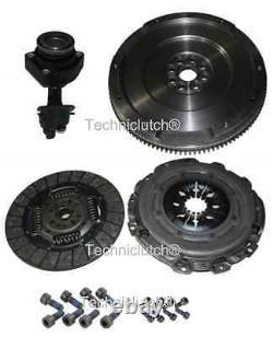 Ford Focus 1.8TDCI 1.8 TDCI Dual mass to single flywheel, Kit Embrayage, Csc