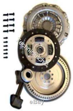 Ford Focus 1.8 TDCI Volant Moteur Solide Conversion et Kit D'em Brayage avec