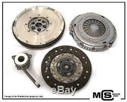 Ford Focus 1.8 TDCi Volant Moteur Bimasse, Kit Embrayage & Cylindre Récepteur