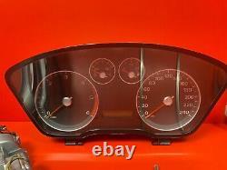 Ford Focus II 1.8 Tdci Kit Demarrage Calculateur Ref 4m51-12a650-jl 5ws40303k-t
