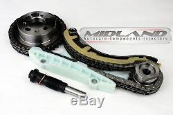 Ford Focus MK1 MK2 1.8 Tddi TDCI Diesel 01-2011 Injection Pompe Distribution Kit