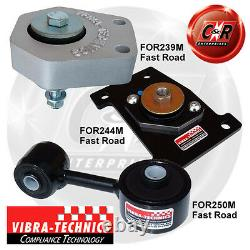 Ford Focus Mk1 Rs 98-04 Vibra Technics Complet Route Kit