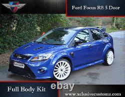 Ford Focus Tuning Visuel Corps Kit Personnalisé Pièces