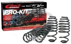 Ford Focus st mk2 2.5 Eibach Ressorts D'Abaissement Kit Pro 10 35 016 05 22