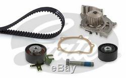 GATES Kit de distribution avec pompe à eau pour PEUGEOT 407 307 308 KP15606XS
