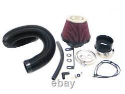 KN 57i kit d'admission d'air pour Ford Focus I (1998-2005) 2.0i 170hp 2002-2004
