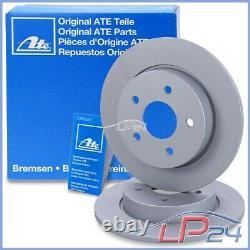 Kit Ate Disques 24.0125-0117.1+plaquettes 13.0460-7193.2 Avant+arrière