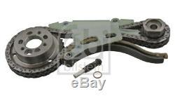Kit Chaîne Distribution pour Ford Focus Daw Dbw C9DC C9DA C9DB Bhda Bhdb