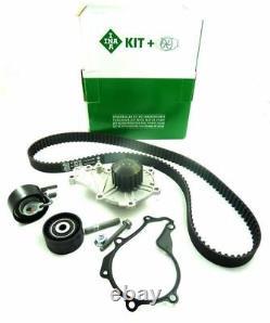 Kit Courroie de Distribution+Pompe à Eau INA Ford Focus II C-Max Fiesta Fusion
