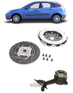 Kit Embrayage Pour Volant Moteur Solide Ford Focus, T. Connect 1.8 TDCI + Csc