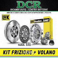 Kit Embrayage+Volant D'Inertie LuK 415031810 + 624329733 C-Max 2.0 TDCI 100KW