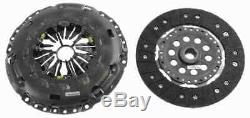 Kit Embrayage pour Volvo Ford V60 D 5204 T2 T3 5244 T10 T11 Sachs