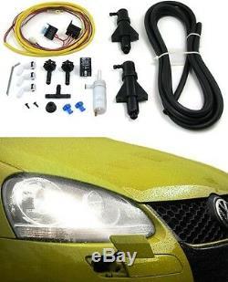 Kit Lave Phare Hella Avec Ou Sans Xenon Hid Ford Focus II 2 2.0 Tdci 136ch Neuf