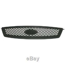Kit Pare-Chocs Peignable+Brouillard+Grille+Accessoire Ford Focus II