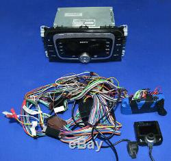 Kit Parrot 3200LS + Autoradio Sony pour Ford S-MAx Focus Mondeo C-Max