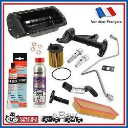 Kit Remplacement 1.6 Hdi 110 Filtres Crepine Nettoyant Peugeot Citroen