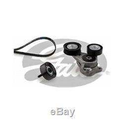 Kit courroie accessoire GATES Ford Focus C-Max, Focus 2, C-Max Sudauto 1.8 TDCi