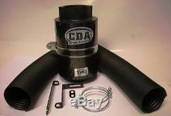 Kit d'admission carbone BMC CDA pour Ford Focus ST mk2