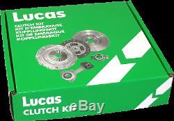 Kit d'embrayage avec volant moteur LUCAS LKCA640044F pour FOCUS 2, FOCUS C-MAX