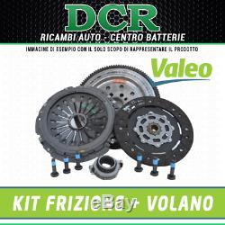 Kit embrayage et volant moteur VALEO 837020 FORD VOLVO