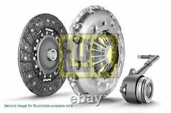 Luk Kit D'embrayage Pour Ford Focus C-max 1.6 Tdci, C-max 1.6 Tdci