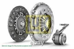 Luk Kit D'embrayage Pour Ford Focus Turnier 1.8 Tdci, Focus 1.8 Tdci
