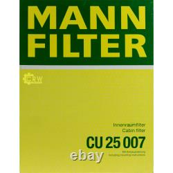 MANNOL 6L Energy Premium 5W-30 + Mann filtre Ford Focus